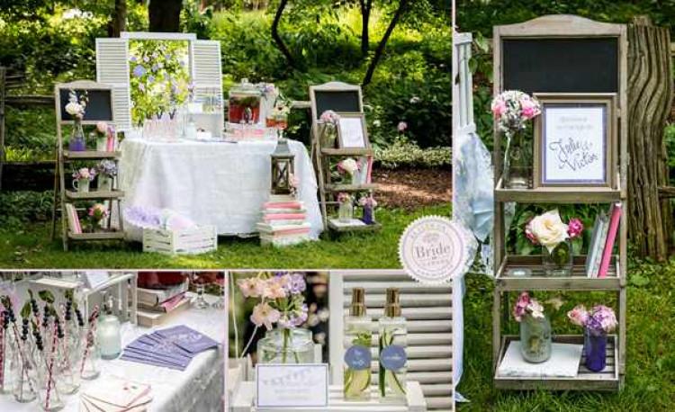 40-shabby-chic-wedding-vases-frames-wood-lilac-pink