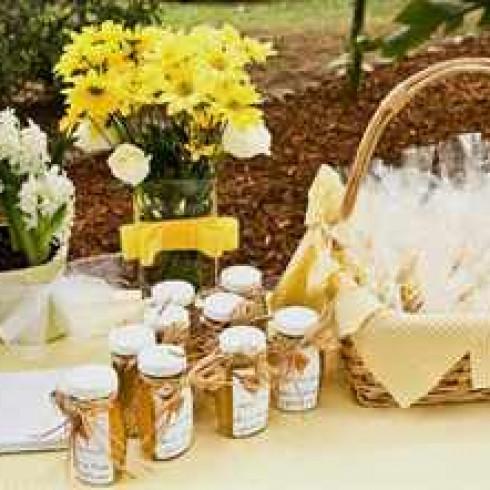 подарки на летнюю свадьбу