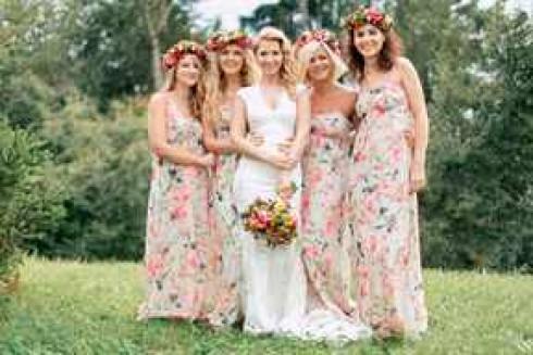 стиль на свадьбу