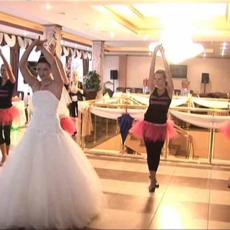 Танец на свадьбу от подруг
