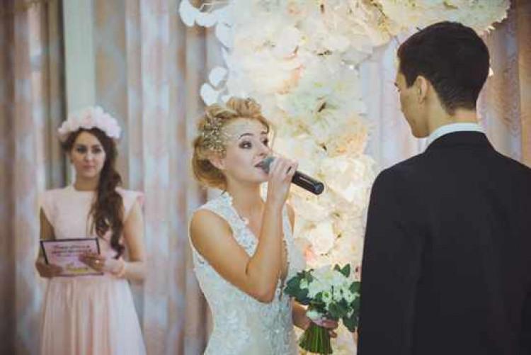 Какую песню можно спеть на свадьбе жениху от невесты