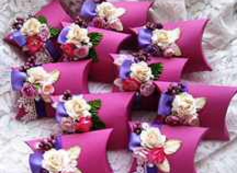 Подарки гостям на свадьбе - 5 универсальных идей для