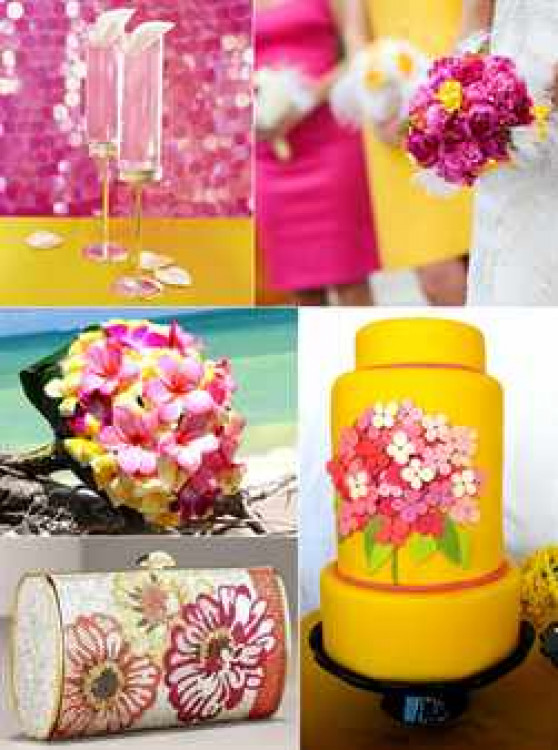 hot-pink-and-yellow-wedding-dresses-3