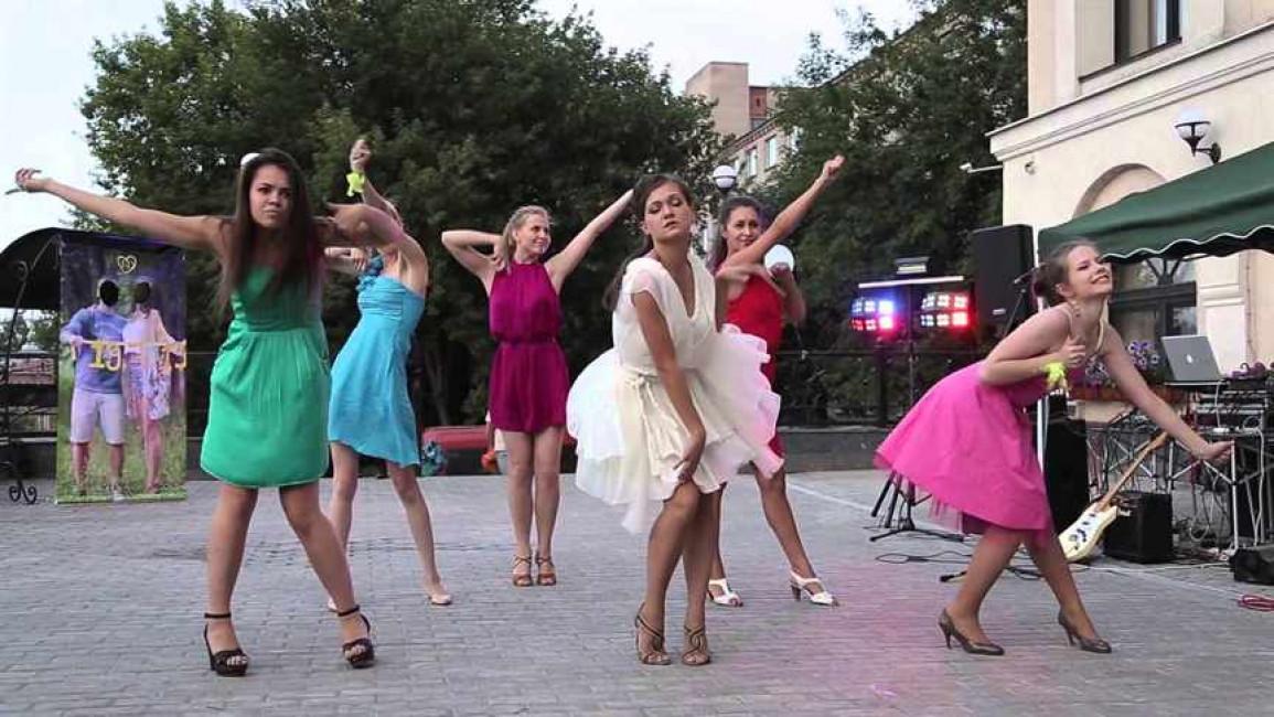 Прикольные конкурсы на девичник для невесты и ее подружек 59