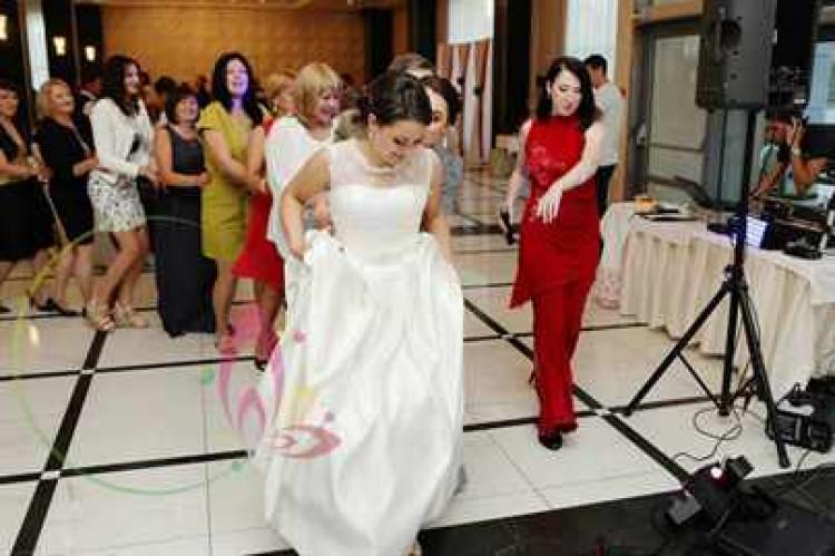 свадебное знакомство родственников молодых