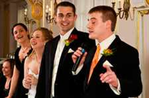 Свидетельница свадьба поздравление