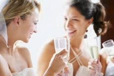 Тосты свидетеля и свидетельницы на свадьбе, что сказать?