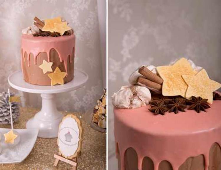 Торт с маршмеллоу фото