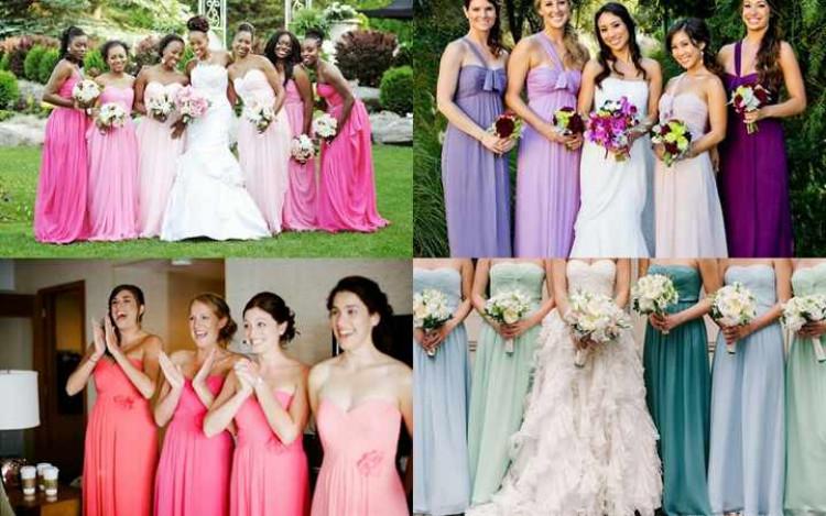 Платья для европейской свадьбы