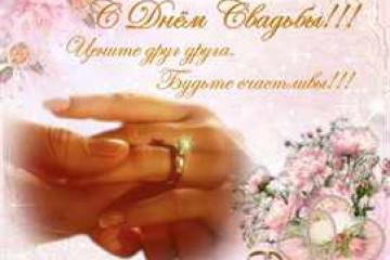 Поздравление крестнику от крёстной на свадьбу