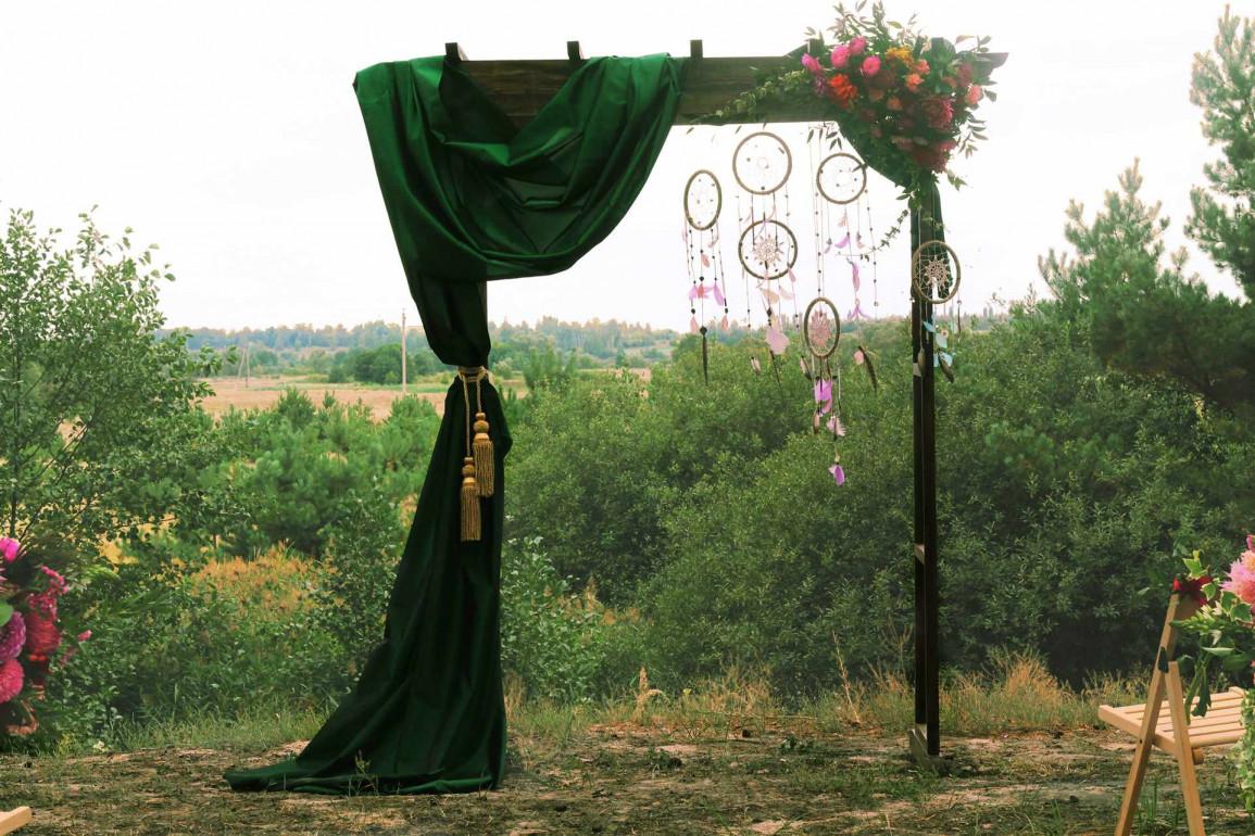 Свадебная арка украшаем своими руками фото 880