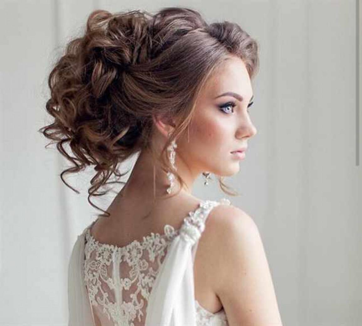 Свадебные прически, 280 фото красивых свадебных причесок