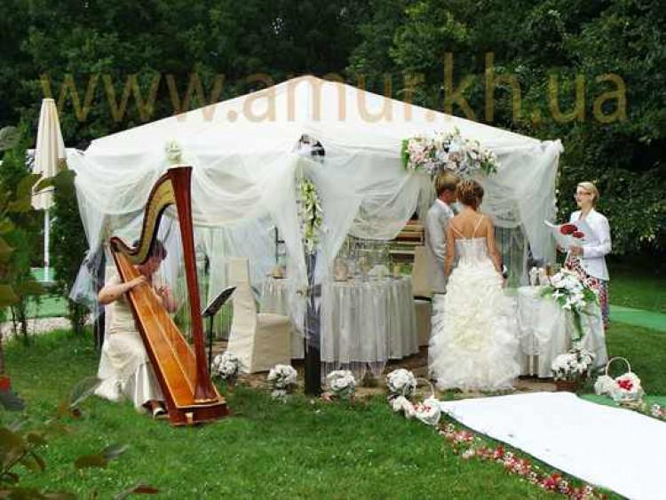 Украшение беседки своими руками на свадьбу