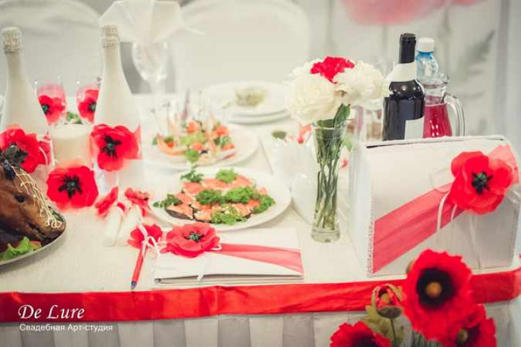 8 лет маковая свадьба
