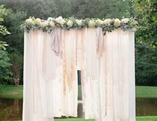 Свадебная арка своими руками фото фото 633