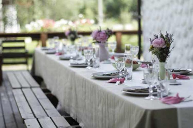 Как провести свадебный вечер, идеи для домашней свадьбы