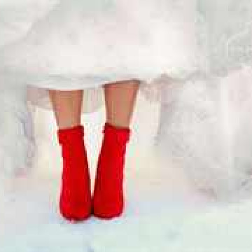 Обувь для свадьбы зимой, чтобы было тепло и красиво