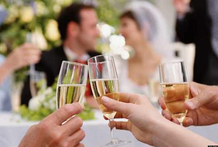 Небанальный тост на свадьбу