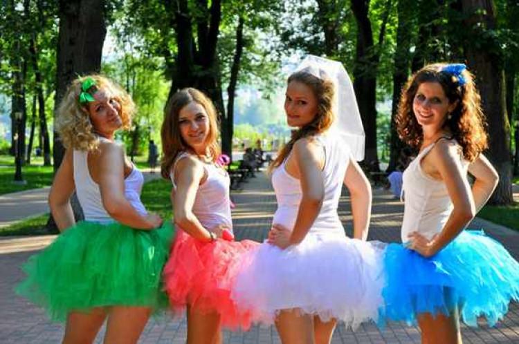 Квест для невесты девичник