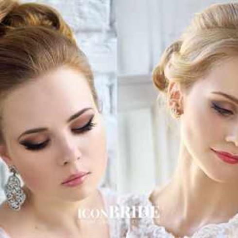 Примеры макияжа свадебного
