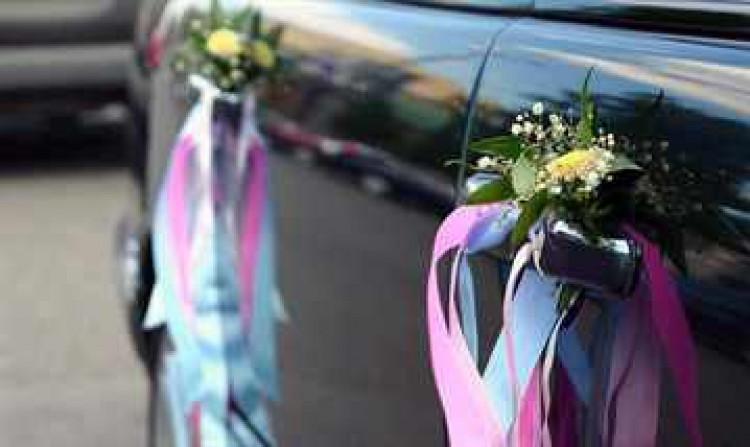 Оформление свадебного кортежа своими руками