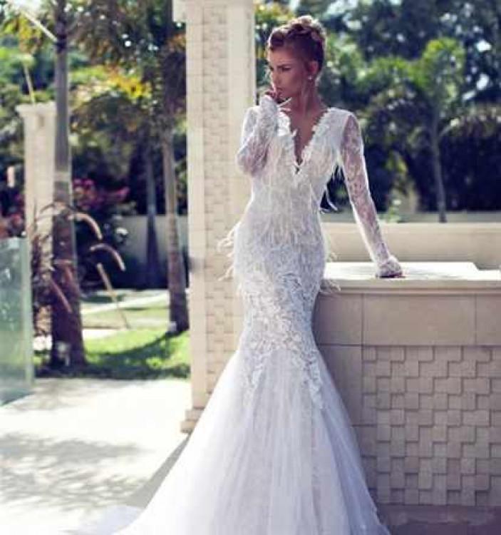 Какие есть ткани для свадьбы