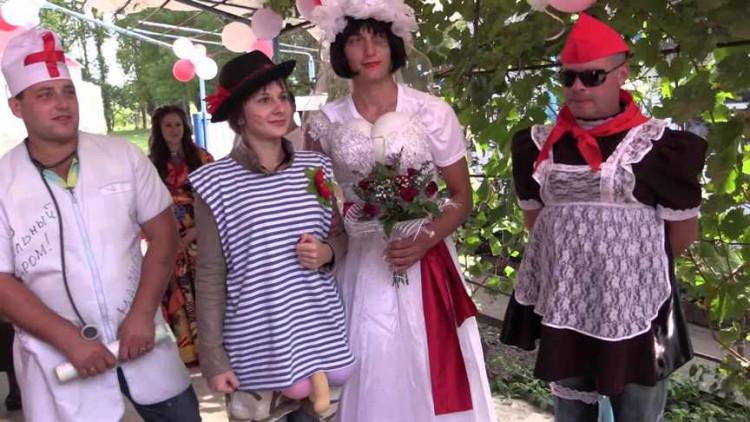 конкурсы для свадьбы познакомить гостей