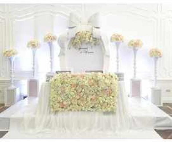 Свадьба в стиле диор фото