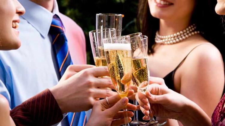 Свадебные тосты и поздравления короткие