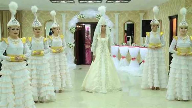 Фото традиционного наряда девушки кыргызстана