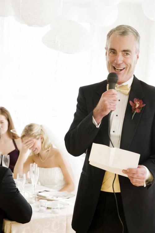 Тост для поздравления гостей
