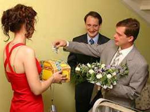 Выкуп невесты «Таможня», сценарий с видео-примерами