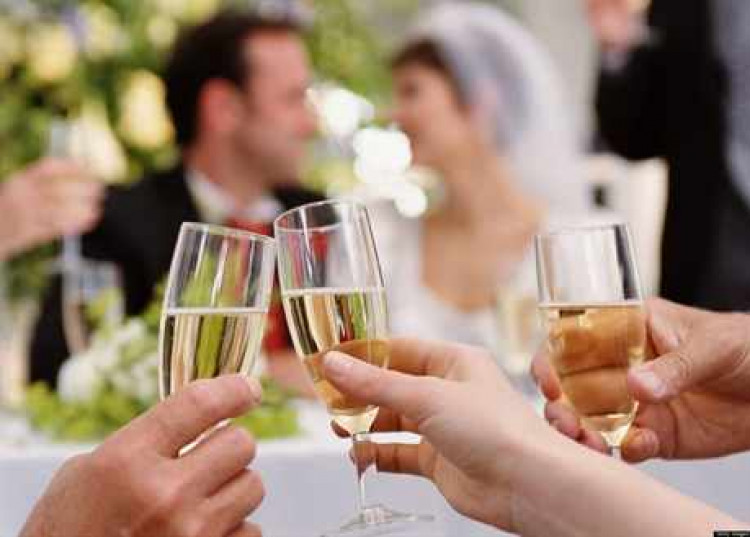 Тост за молодых на свадьбе первый