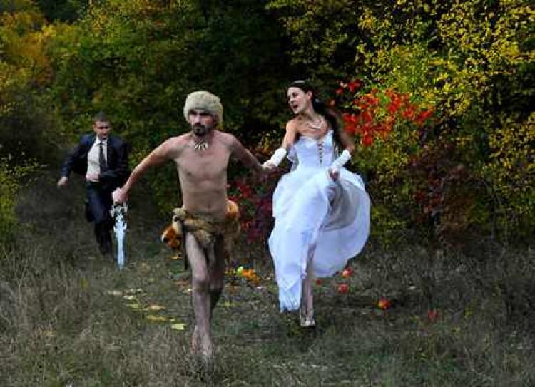знакомство родственников жениха и невесты на свадьбе